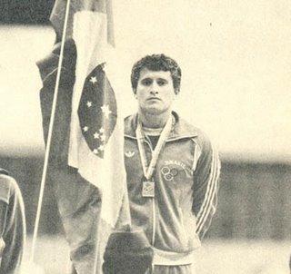 Ricardo Prado, um nadador olímpico