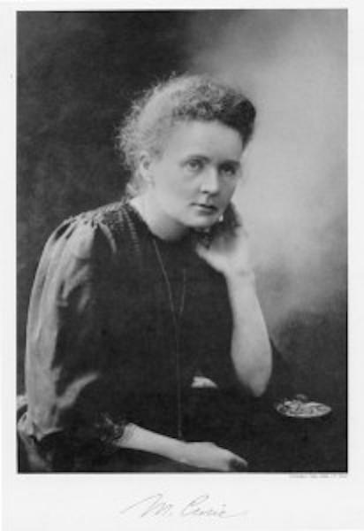 Marie Curie,  mulher a ser lembrada!